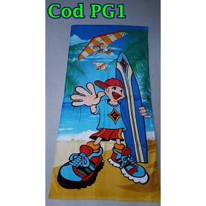 Prosop Plaja Bumbac 100% PG1